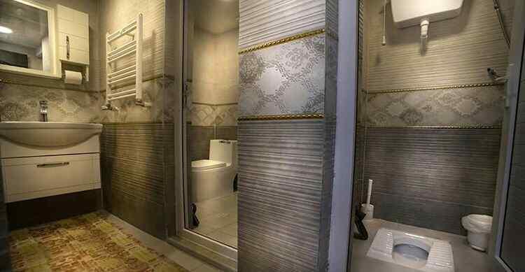 آپارتمان مبله اجاره ای مشهد سه خوابه لوکس در خیابان طبرسی