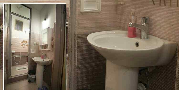 هزینه رزرو جا در مشهد مرکز شهر یکخوابه تمیز